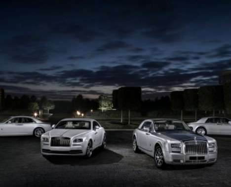 Bespoke Luxury Cars