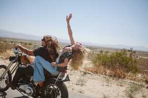 The Spell and the Gypsy Collective Holiday Images Are Free-Spirited