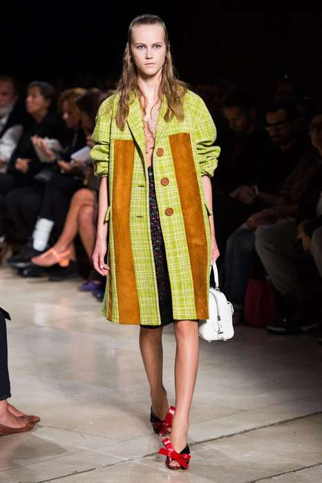 Luxe Layered Collections - The Latest Miu Miu Spring/Summer Line Showcases Thick Outfits