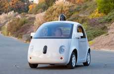 Self-Driving Cars - The Google Self-Driving Car Prototype Has Been Revealed