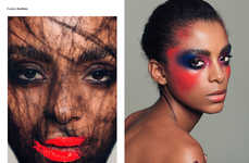 Artistic Makeup Editorials
