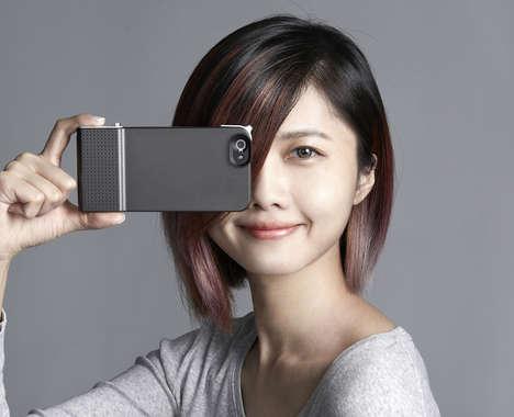 Photographer Phone Cases