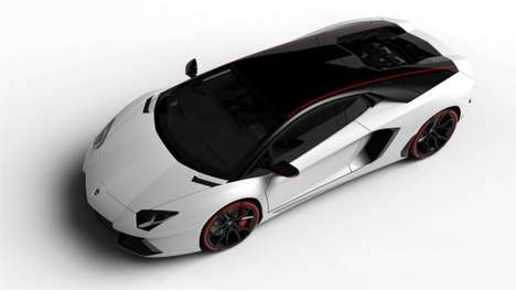 Special Edition Supercars - The Pirelli Edition Aventador Celebrates 50 Years of Collaboration