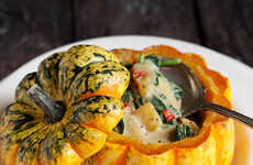 Stuffed Gourd Stews - This Thai Curry Recipe is a Perfect Way to Warm Up the Fall and Winter