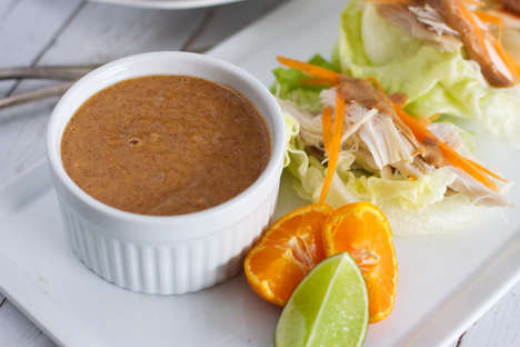 Paleo Nut Sauces - This Paleo-Friendly Satay Sauce Uses Almonds in Place of Peanut Butter