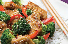 Meat-Free Mandarin Chicken - Gardein's Mandarin Orange Crispy Chick'n is Vegan-Friendly