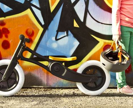 Age-Adapting Eco Bicycles