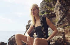Beachy Castaway Editorials