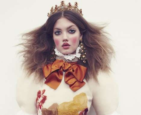 50 Whimsical Fairytale Editorials