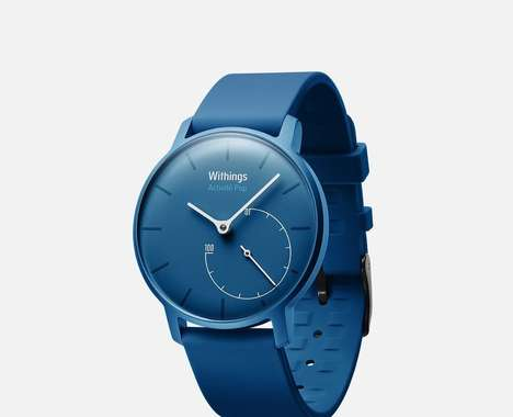 Hybrid Fitness Watches