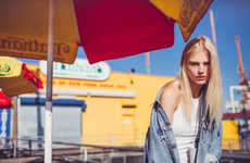Candid County Fair Editorials - Ben Trovato's Coney Island Exclusive is Captured by Guillaume Lechat