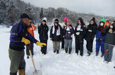 Snow Shoveling Tours