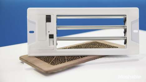 Customizable Connected Heaters - The Keen Home Smart Vent Find the Perfect Temperature for Users