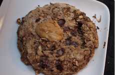 Microwaved Cookie Recipes - This Double Duty Dessert and Breakfast Cookie Does Not Need Baking