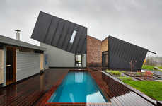 Tilted Carbon-Neutral Architecture