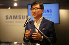 The Future of Tech - BK Yoon Shares Predictions for the Future in his CES 2014 Technology Keynote
