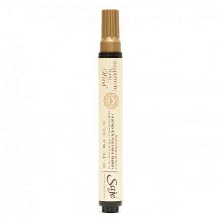 Headache-Erasing Markers - Saje's Headache Remedy Wand Relieves Pain with Essential Oils