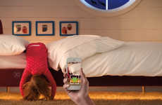 Monster-Banishing Mattresses - This Smart Bed for Kids Does More Than Keep Creepy Creatures Away