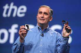 Connected Online Tech - Brian Krzanich's Wearable Tech Talk Explores Visionary Consumer Electronics