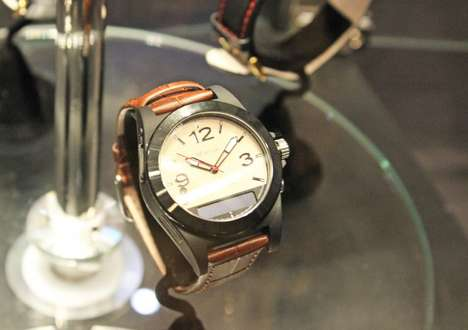 Elegantly Versatile Smartwatches - These Martian Watches Include Designs From Guess