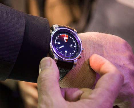 Car-Unlocking Smartwatches
