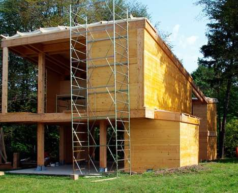 Sustainable Forest Homes