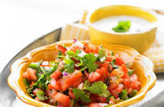 Spicy Indian Salsas - This Spicy Salsa Recipe Packs a Nice Kick