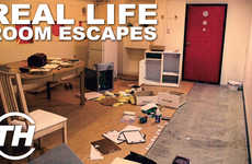 Real Life Room Escapes - Scott McInnes Explains the Experience Behind Live Locked Room Escape Games