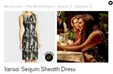 Movie Wardrobe Websites - Spylight Makes Outfits Worn by TV and Movie Characters Shoppable