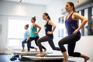 Toronto's Surfset is an Unconventional Fitness Studio