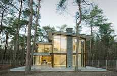 Modern Forest Homes