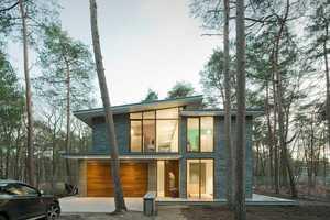 The Villa Kerckebosch Mimics Its Surroundings With Astounding Clarity
