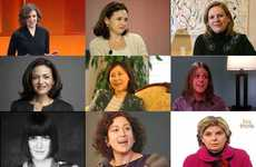 73 Talks on Women Empowerment - From Diversifying the Office to the Importance of Authenticity