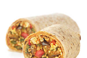 Luvo's Healthy Burrito Products Are Stuffed with Gourmet Mixed Meals