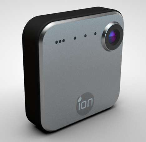 Wearable Streaming Cameras - The SnapCam Was Unveiled At CES 2015