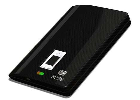 Fingerprint-Scanning Passport Cases - The Identity-Securing iPassport Can Be Seen at CES 2015