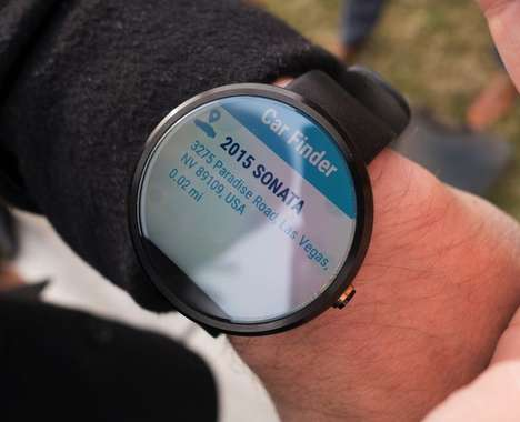11 Smartwatches from CES 2015