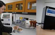 Robotic Cuisine Critics - This Thai Food Robot is Supposed to Standardize Thai Food Internationally