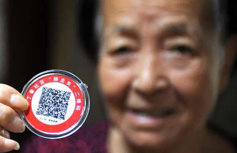 Senior Wayfinding Devices - China's Technology for Seniors Prevents the Elderly from Getting Lost