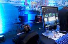 Virtual Seabed Tours - GE is Putting Together a Virtual Tour of Futuristic Seabed Factories