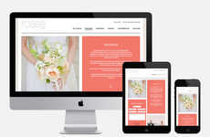 Online Flower Shops - Roses Florist Boasts a Fresh and Feminine Digital Presence