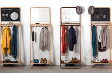 Adaptable Clothes Racks