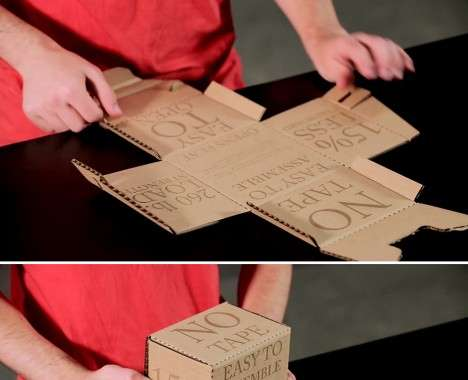 Quick Assembly Boxes