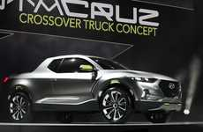 Crossover Truck Concepts