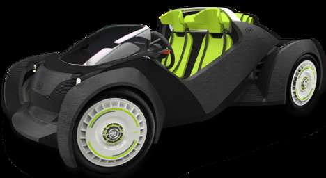 3D-Printed Cars (UPDATE) - This Cutting-Edge Local Motors Creation is Now Production-Ready