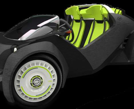 3D-Printed Cars (UPDATE)