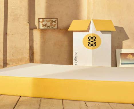 Box-Delivered Beds