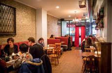 Cozy Vegan Pubs - This Toronto Vegan Restaurant Serves Exclusively Vegan Fare