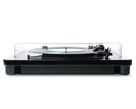 Bluetooth Vinyl Turntables - iON Audio's Air LP Turntable is Perfect For Modern Vinyl Lovers