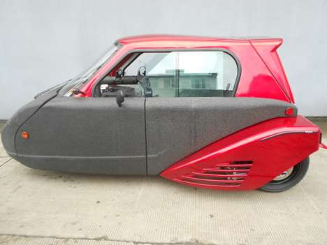 Honeycomb Three Wheelers - The Spira4u Three-Wheeler is Undergoing Pilot Production